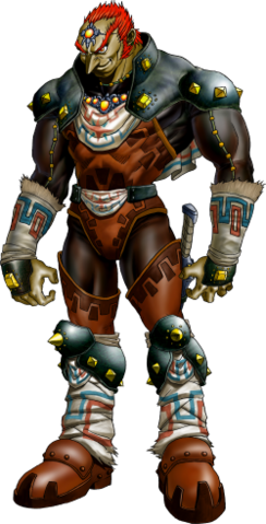 File:250px-Ganondorf Artwork (Ocarina of Time).png