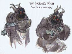 Undead Horned King