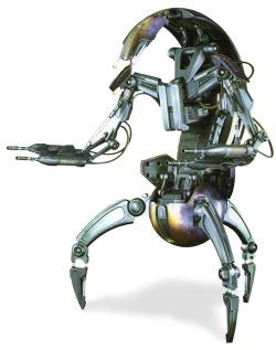 droidekas | villains wiki | fandom poweredwikia