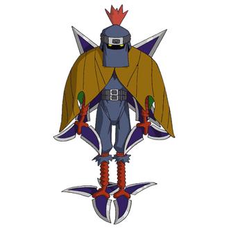 Shurimon evil