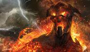Wrath of the Titans concept art