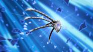 Blue Evil Ultralink appears