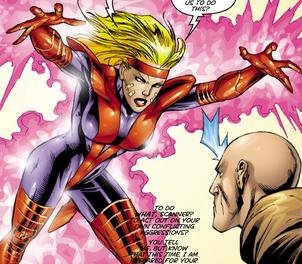 Sarah Ryall (Earth-616) from Uncanny X-Men Vol 1 367