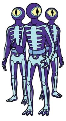 Skeleton Men