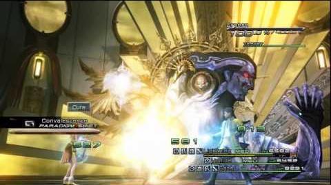 "Final Fantasy XIII - Final Boss 01 ""Orphan"" HD"