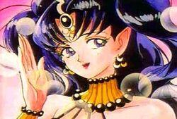 Beautiful Queen Nehelenia