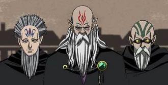Les Anciens de Chronos