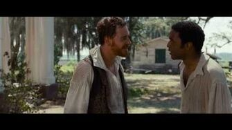 """12 YEARS A SLAVE """"What'd You Say to Pats?"""""""