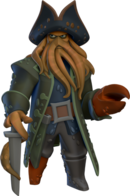 Captain Davy Jones
