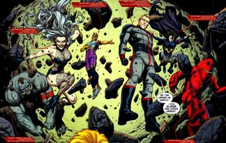 Justice League Earth 01