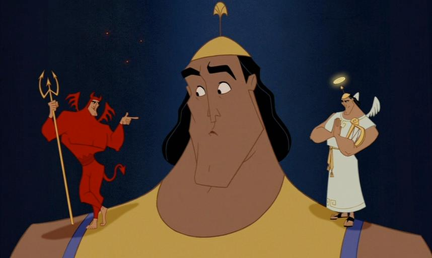 Image result for kronk emperor's new groove