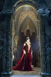 Monica Bellucci as Toringian Queen