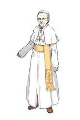 Pope Pietro Yogdis