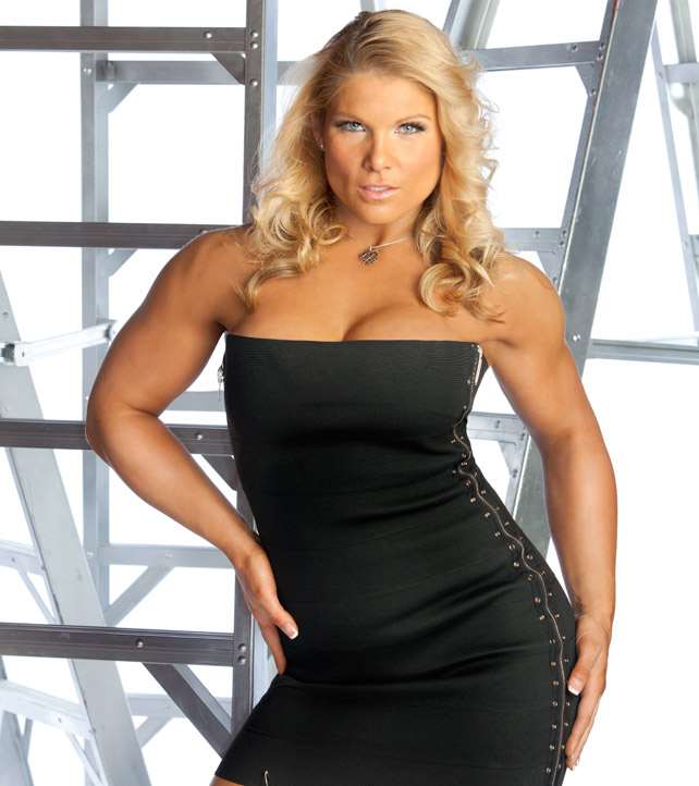Beth Phoenix Nude Photos 70