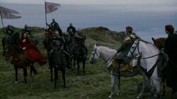 Stannis and Renly