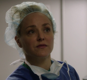 Nurse Liz Picket