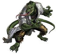 Lizard AA