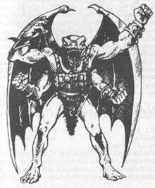 Snake Demon Myurr