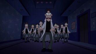 Doofenshmirtz Zombies