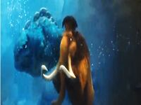 Manny vs maelstrom ice age la era de hielo by lord3456-d7qixtd