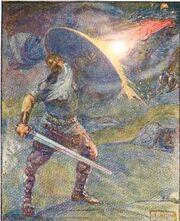 Beowulf-dragon