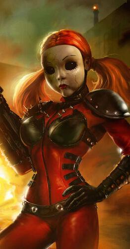 dollface villains wiki fandom powered by wikia