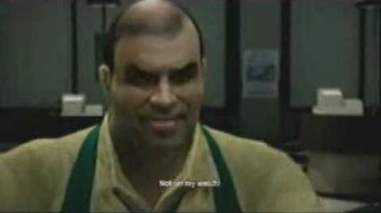 Dead Rising Supermarket Boss