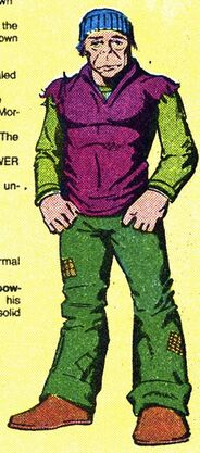 Ape (Earth-616) from Official Handbook of the Marvel Universe Vol 2 9 02