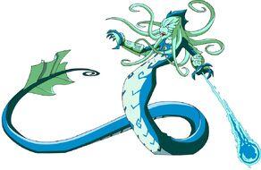 Bai Tza the Water Demon