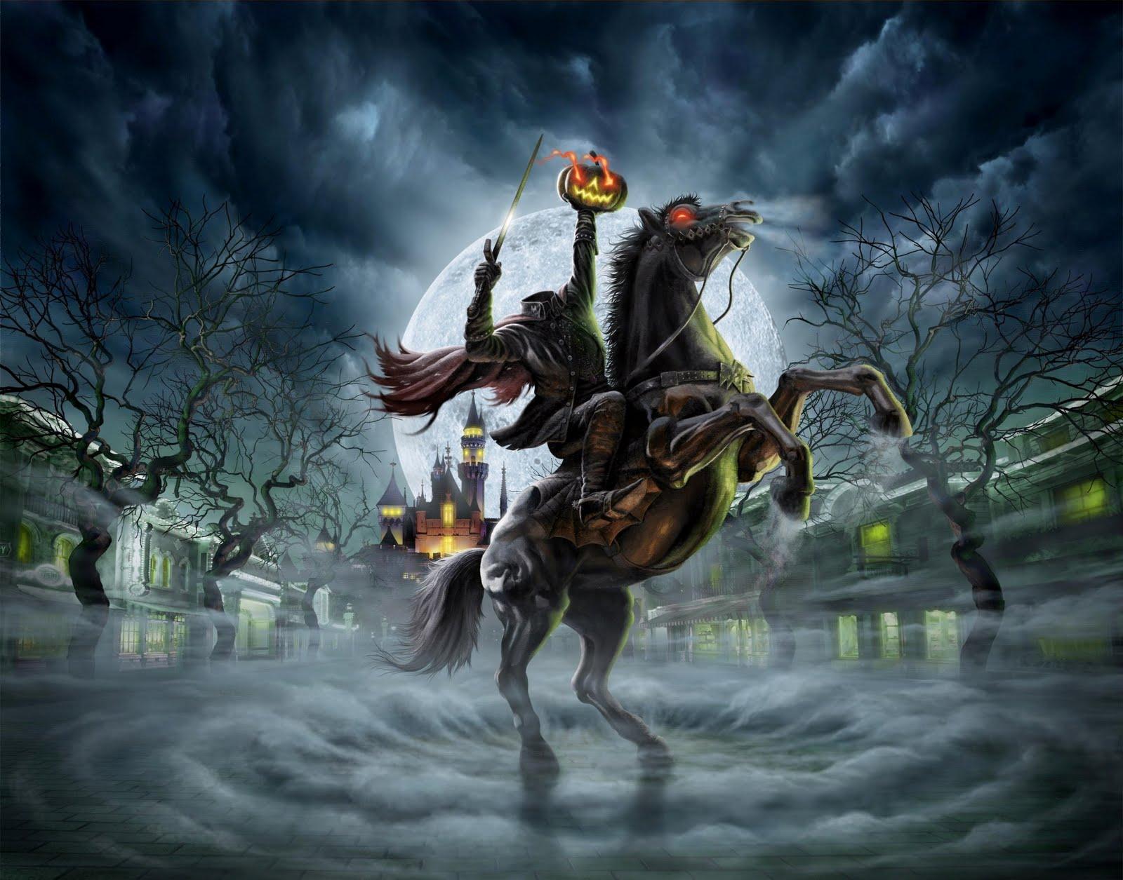 Headless horseman villains wiki fandom powered by wikia - Pictures of the headless horseman ...