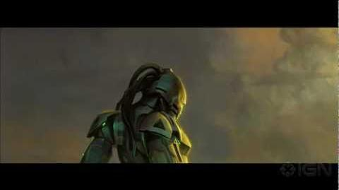Mortal Kombat Cyrax Ending Video