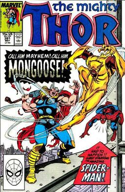 Thor 391 mongoose