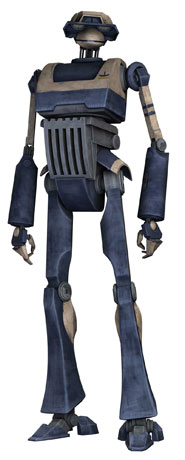 Tactical droid