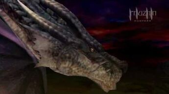 MH Black Fatalis intro