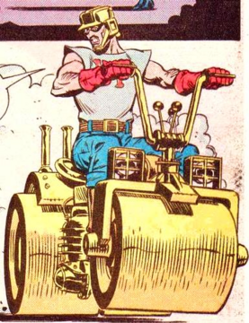 Steamroller (Demolition Team)
