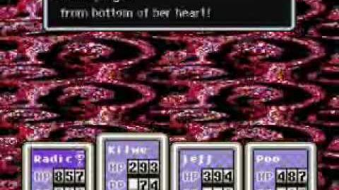 Earthbound - Battle against Giygas Part Two