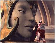 Statue of Lahkesis