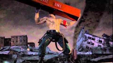 Tekken 6 - Bryan Fury ending - HD 720p