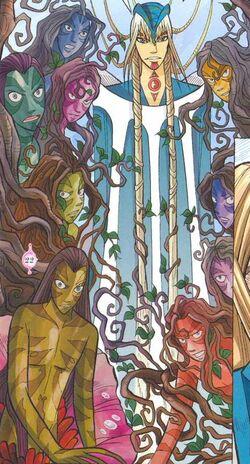 Prince Phobos & the Whisperers