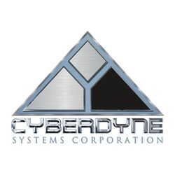 The Cyberdyne Systems Corporation Logo