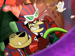 Wacky Races Forever dick dasterdly