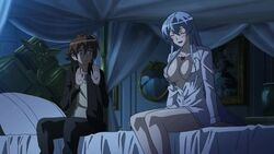 Esdeath In Bed