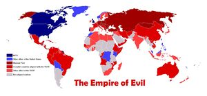 The Empire of Evil