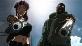 Revy and Dutch