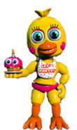 Toy Chica WORLD