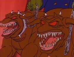 Demonic Terror Dogs