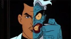 Two Face Flips A Coin