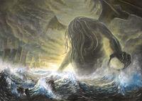 Mitos de cthulhu lovecraft wallpapers fondos 06