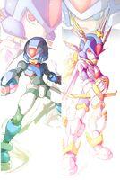 Megaman X vs. Master X