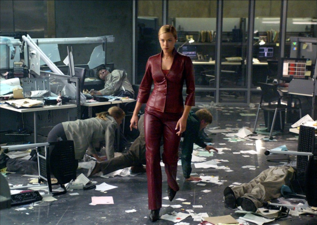 Image - Kristanna-Loken-in-the-futuristic-action-thriller ...